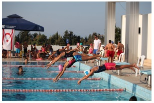Girne American University Swimming Courses Cyprusscene Com