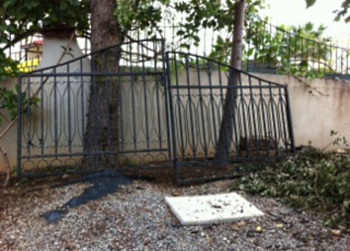 For Sale In Alsancak Wrought Iron Gates Cyprusscene Com