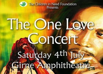 Children In Need Foundation One Love Concert
