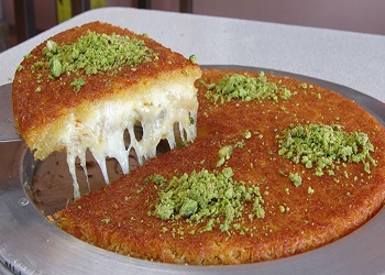 Chef 180 S Choice Turkish Cuisine Dessert With Cheese And